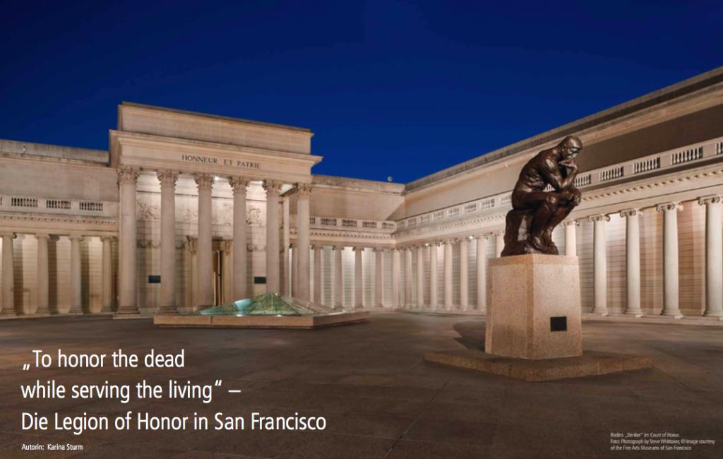 Die Legion of Honor