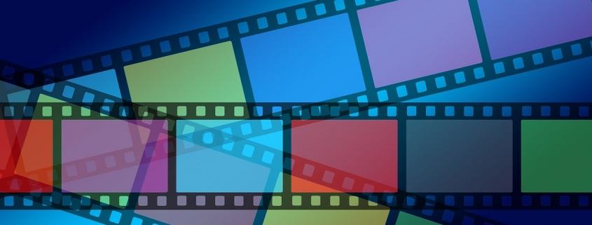 Ein alter Film